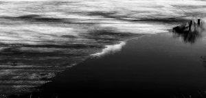 Meditation in grey