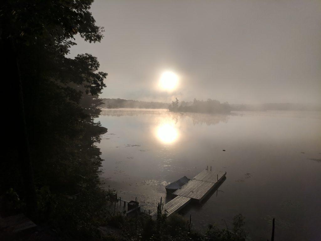 Lake of imagining